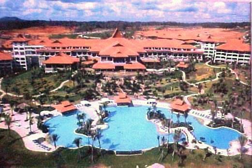 Bintan Lagoon Golf & Beach Resort