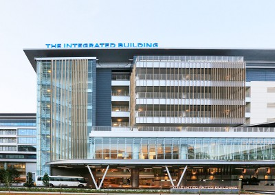 Changi General Hospital/ The Integrated Building*