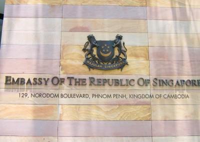 Singapore Embassy*