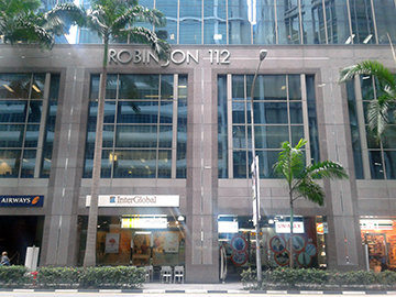 112 Robinson Road