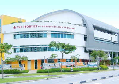 Jurong West Community Centre cum Library