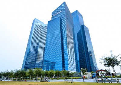 MBFC Tower 2 & 3, Marina Bay Link Mall*