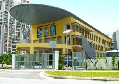 Anchor Green Primary School  & North Vista Primary School