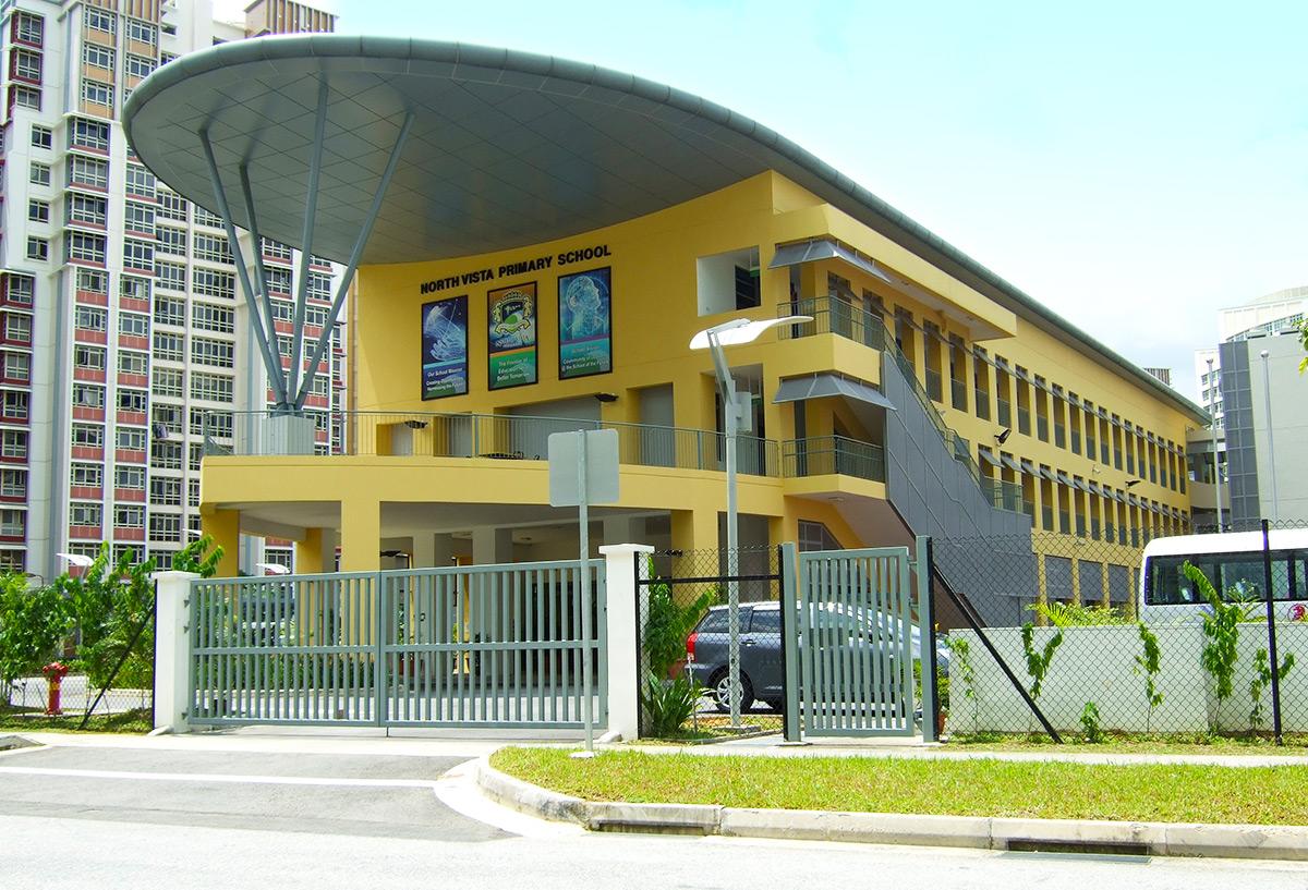 Anchor green primary school north vista primary school for Vista pri