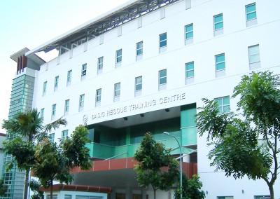 SCDF Basic Rescue Training Centre
