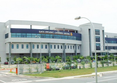 SATS Inflight Catering Centre 3 (SICC-3)