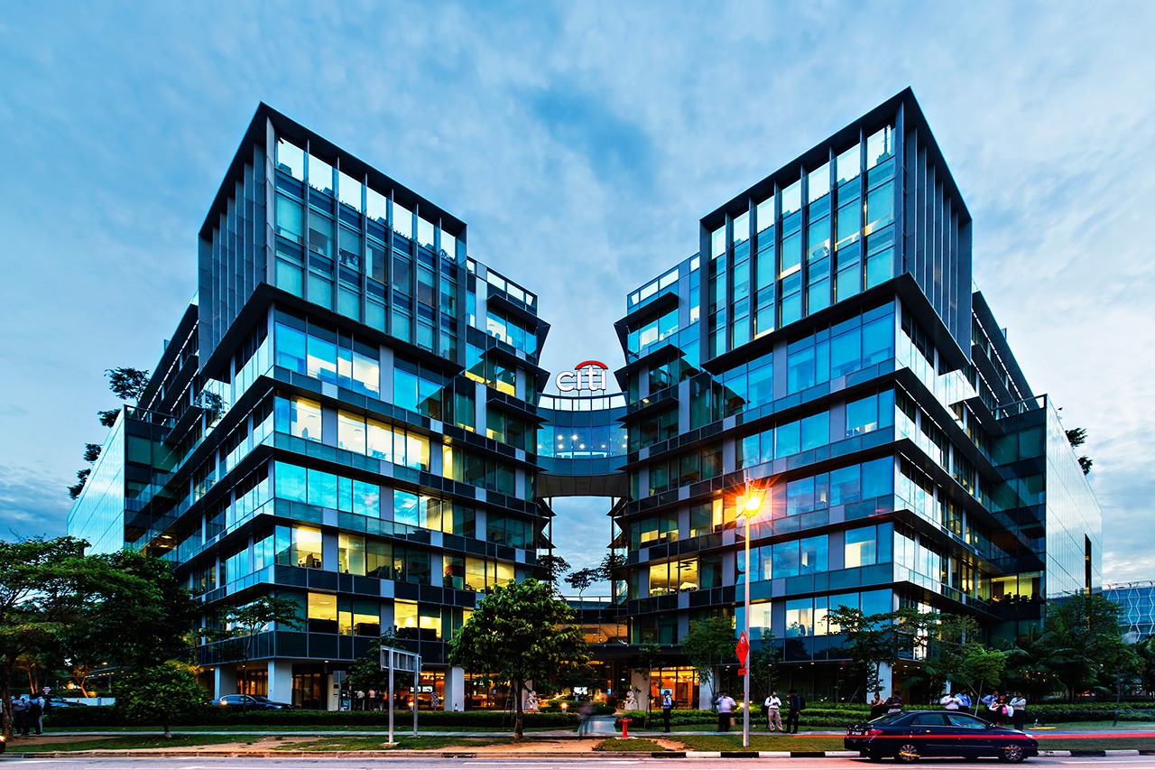 CitiCampus & Plaza 8 at Changi Business Park