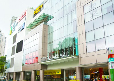 City Square Mall & City Green