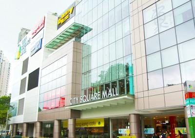 City Square Mall & City Green
