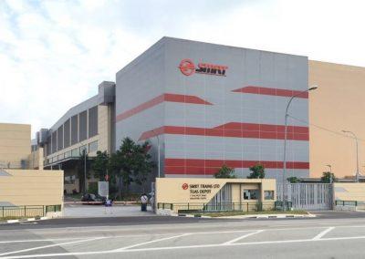 MRT Tuas Depot