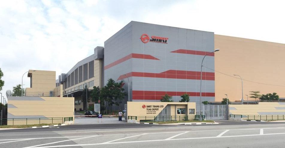 MRT Tuas Depot | Powen Group