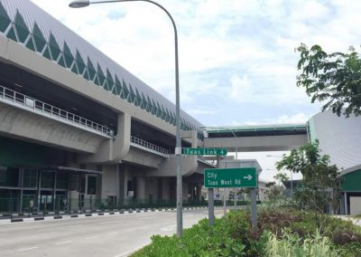 MRT Tuas West Extension